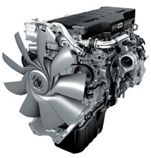 DD13 Engine