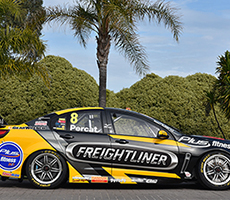 FREIGHTLINER DOUBLE UP FOR 2017 SUPERCARS WINTON SUPERSPRINT