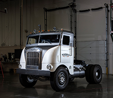 Freightliner celebrates 75th anniversary at the Brisbane Truck Show