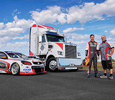 Coronado called up for Freightliner Racing duty
